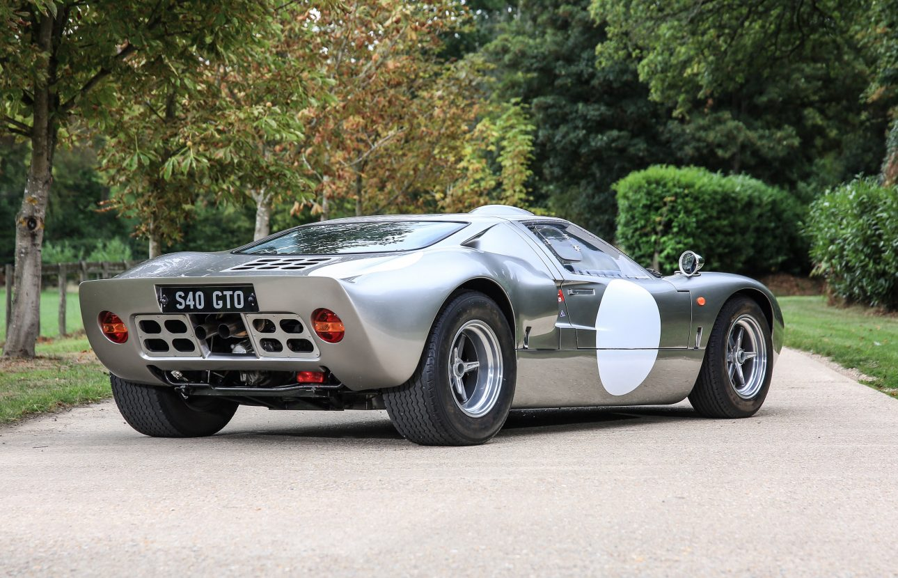 Ford GT40 Evocation by CAV - Autostorico