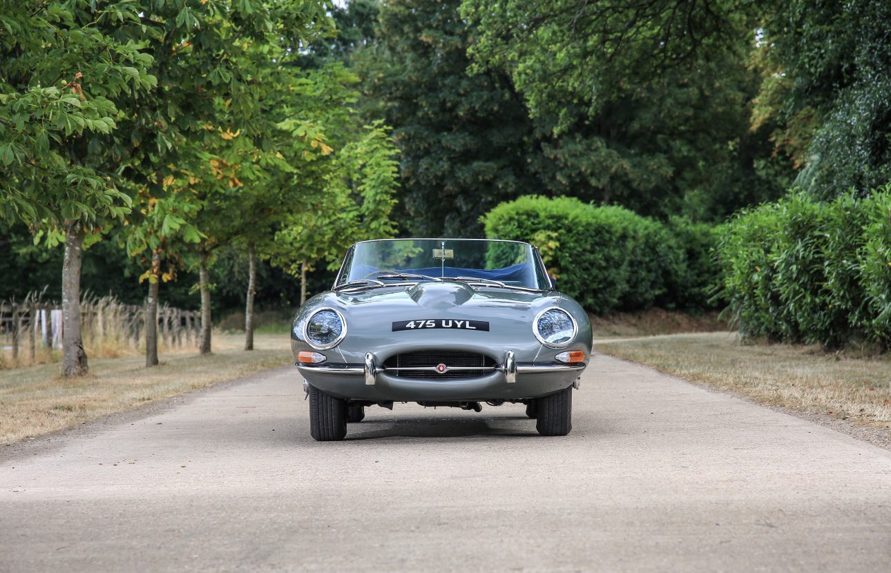 Jaguar E Type Series 1 Roadster Autostorico