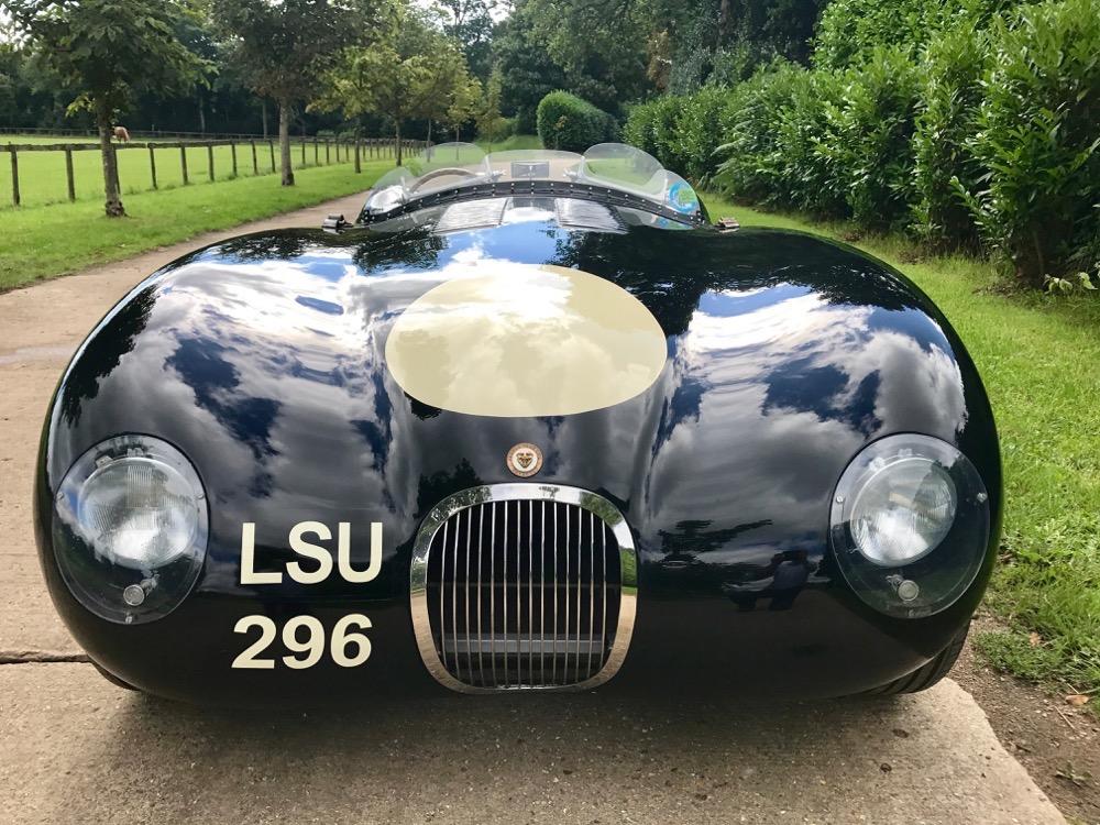 Jaguar c type for sale