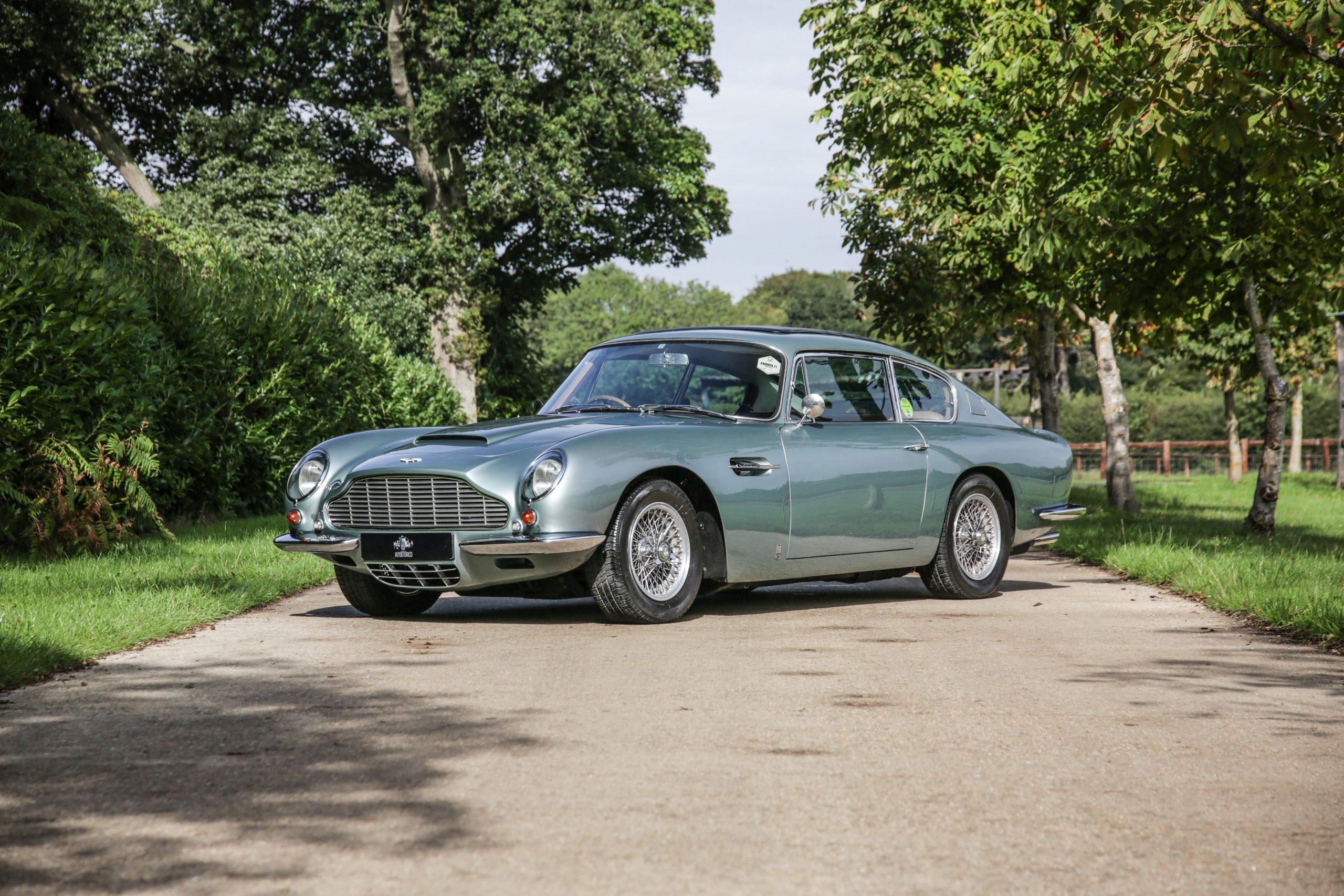 Aston Martin Db6 Vantage Specification Autostorico