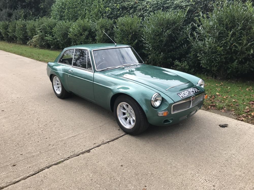 MG Sebring - Autostorico